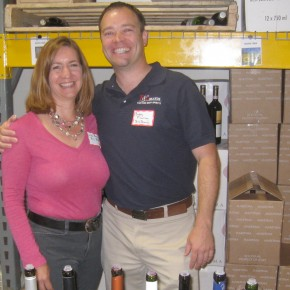 Big Boat Wine Co. Trade Show 2011