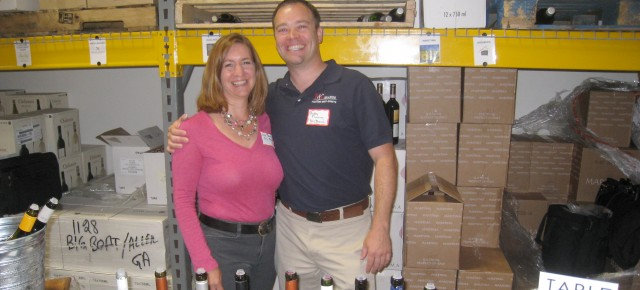 Big Boat Wine Co. Trade Show 2011